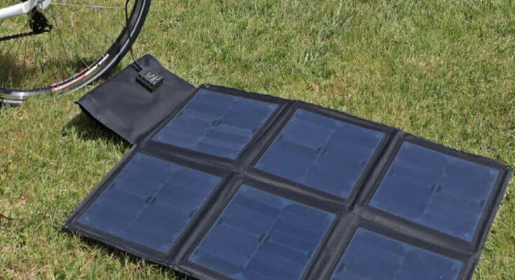 charging-an-ebike-with-solar-charger